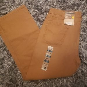 Mens carhartt relaxed fit 38×30 nwt
